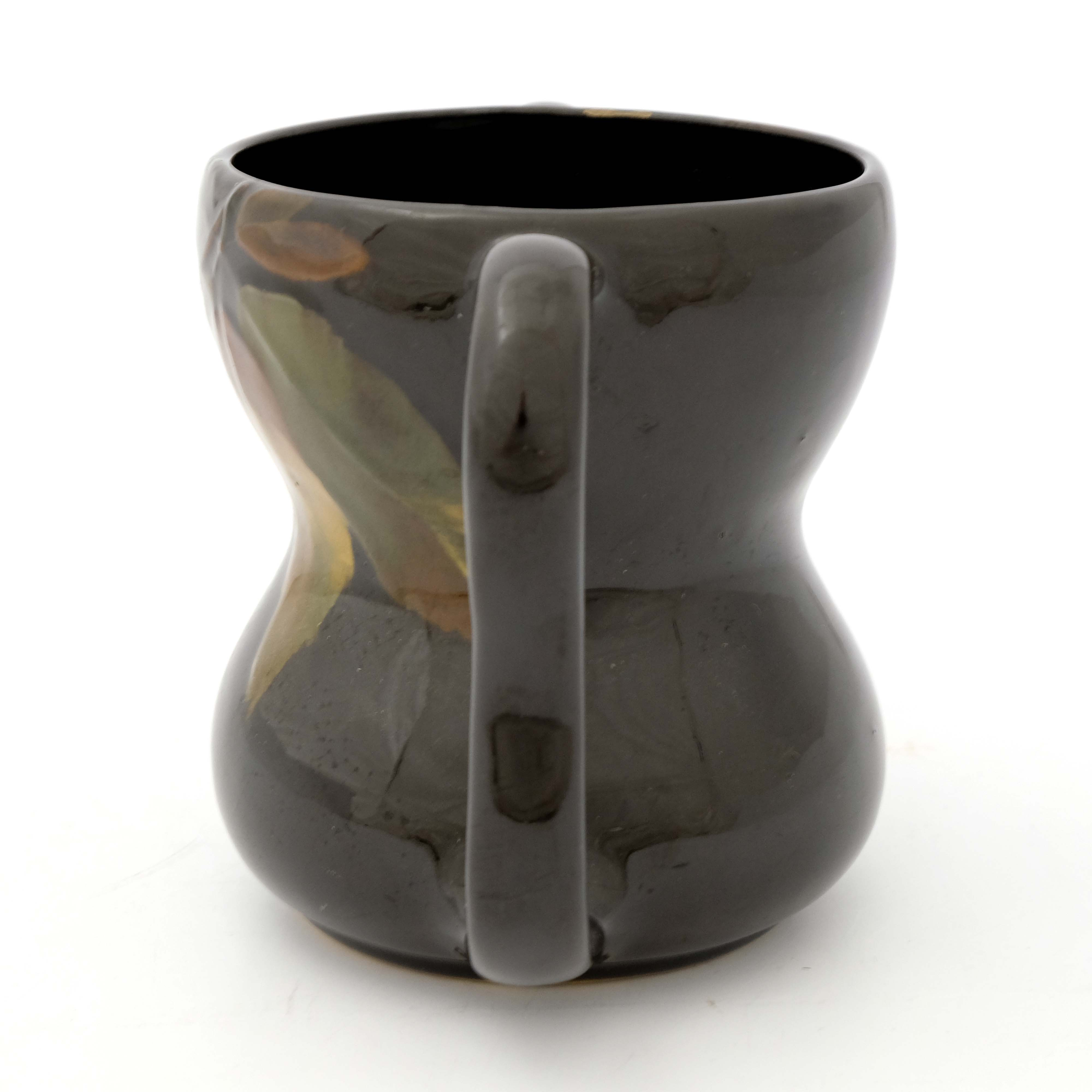 Weller Pottery, a Dickensware twin handled vase - Image 2 of 5