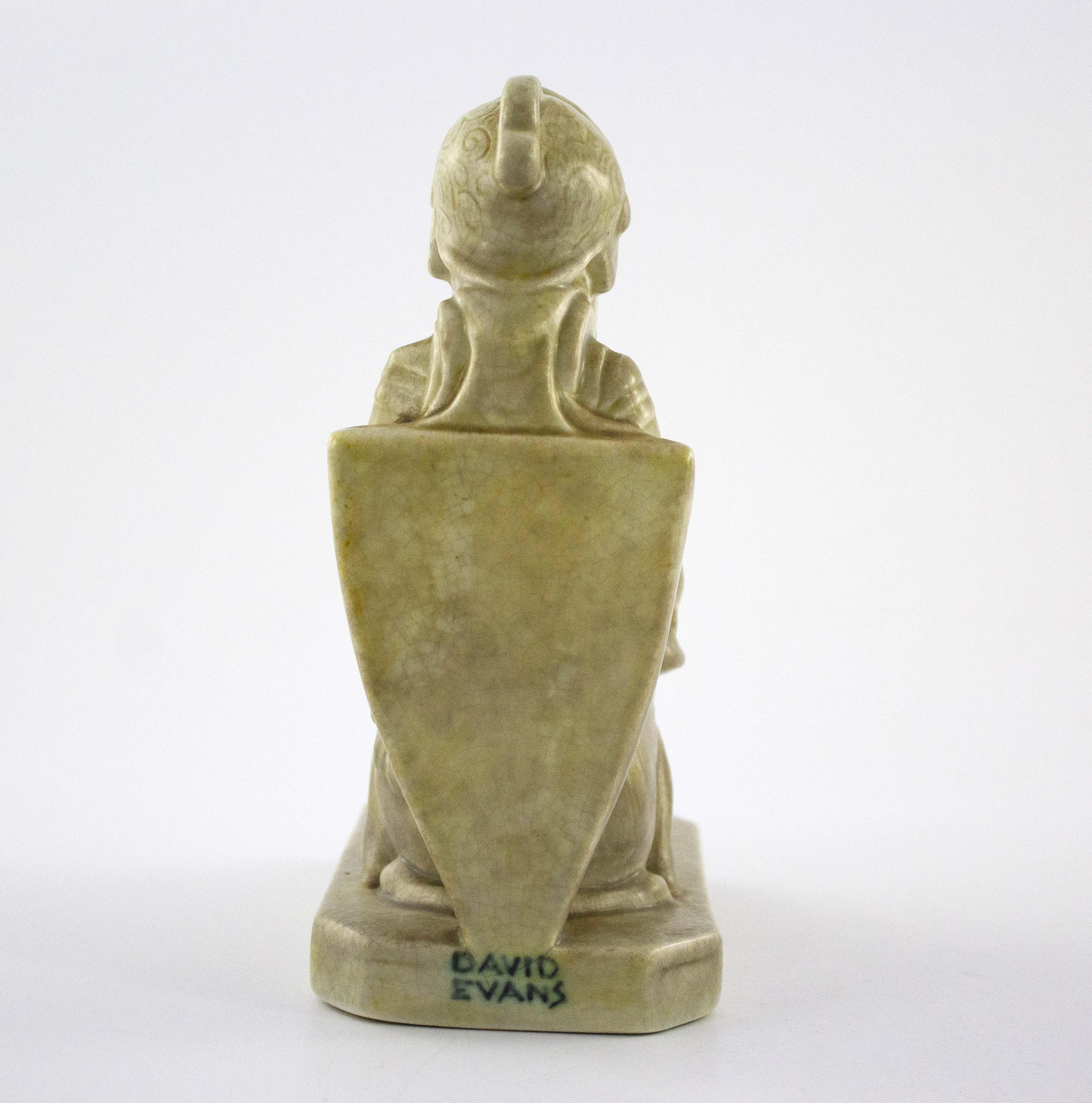 David Evans for Pilkington, a pair of Royal Lancas - Image 2 of 10