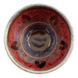 Charles Noke for Royal Doulton, a Sung Flambe bowl