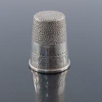 An Elizabeth II silver novelty beaker, Brian Shadbolt, Birmingham 1984, modelled in the form of a