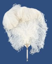 The Charles and Diana Marriage fan, limited edition number 18 of the 20 made to celebrate the marria