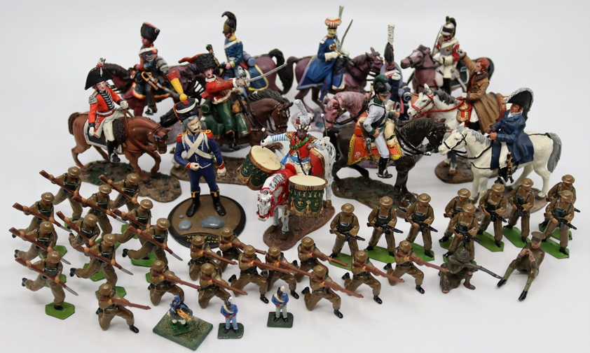 A collection of lead toys to include World War One British Army figures, collection Del Prado - Image 4 of 4