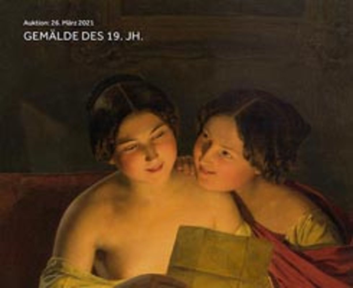 19th Century Paintings (A196)