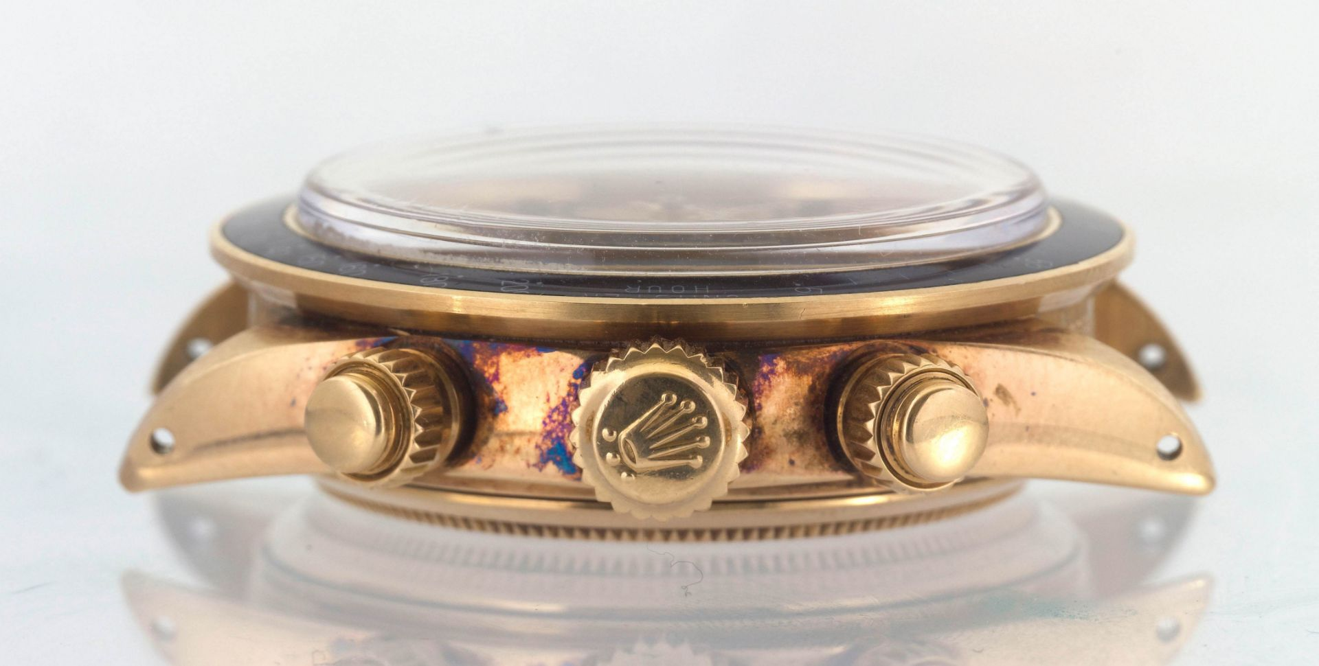 """Rolex, extremely rare cosmograph with original warranty certificate and """"Sigma"""" dial, 1987. - Image 3 of 9"""