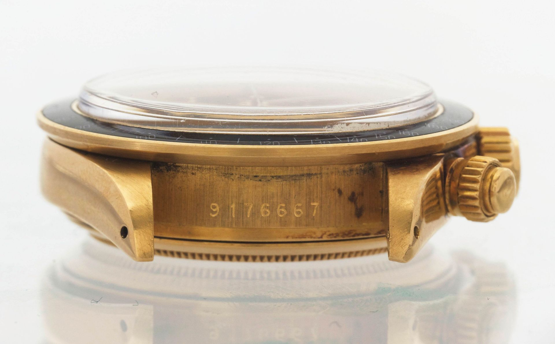 """Rolex, extremely rare cosmograph with original warranty certificate and """"Sigma"""" dial, 1987. - Image 6 of 9"""
