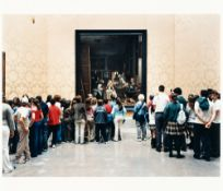 "Thomas Struth – ""Museo del Prado, Room 12, Madrid"""
