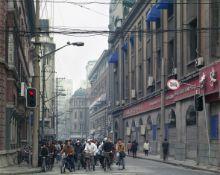 Thomas Struth – Unconscious Places: Sichuan Zhong Lu 2, Shanghai 1997