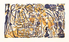 A. R. Penck (Ralf Winkler) – Strike