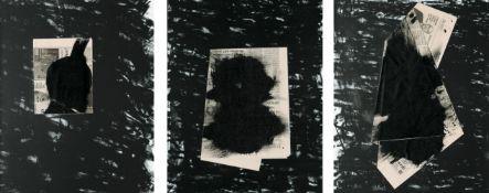 Jannis Kounellis – Ohne Titel (Trittico)