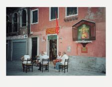 Mona Hatoum – Red Jesus (Venice)