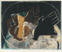 Georges Braque – Pichet et oiseau