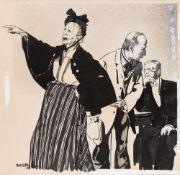 Ferdinand Götz – Vorbild: Da schauen S', so ein Mundwerk sollten S' haben!