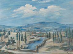 Arthur Degner – Landschaft