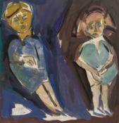 """Friedrich Karl Gotsch – """"Bayerische Kinder"""""""