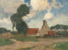 Otto Ackermann – Bauernhof