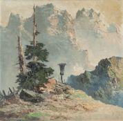 Georg Arnold-Graboné – Berglandschaft