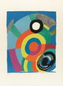 Sonia Delaunay-Terk – Thunderbird
