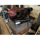 Bomar Engonomic 320.250 DG Band Saw with Cutting Blades - This Lot is Not Available for Collection