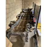 Believe Richards 130 Defender Chassis - More Info to Follow - This Lot is Not Available for