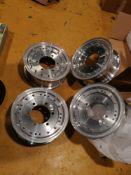 4: Hutchinson Jante Rock Monster Beadlock 16X6J 2 Piece Alloy Wheels Part No. WA0612-045-01 - Please