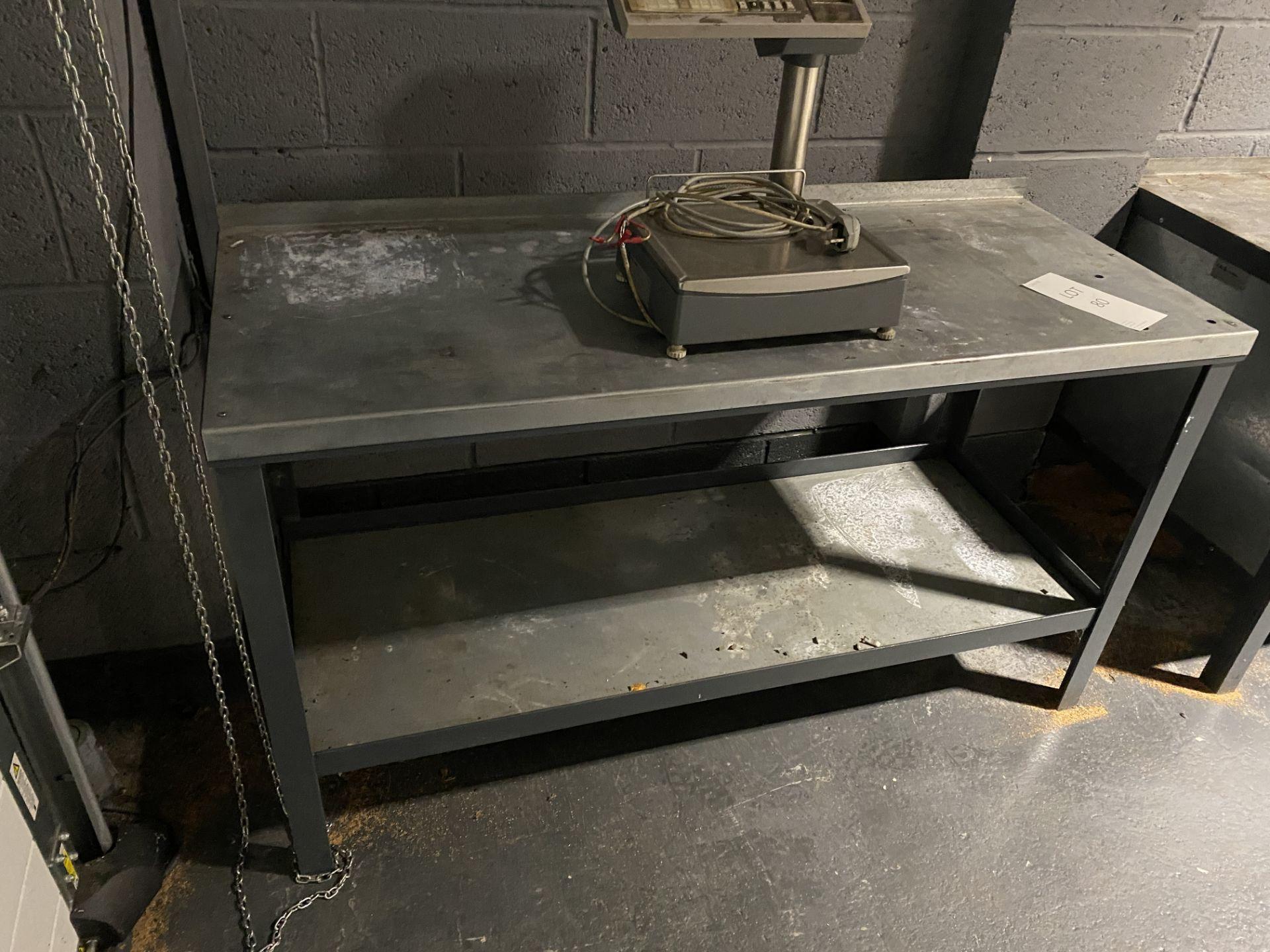 Metal Workbench - Image 3 of 3