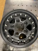 """2: Rock Monster Beadlock 16"""" Wheels by Hutchison Part No. WA-0604-017-01 with BL-0124 for Land Rover"""