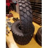 Michelin 255/100 R16 X2L 126K M&S 134J with Run on Bands