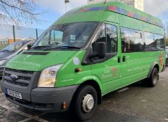 Ford Transit 135 T460 RWD - 16 Seater Disabled Passenger Vehicle