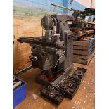 Elliott Milling Machine, Serial No: 18945/184 with Elliott Victoria Head Serial No: 25706/15