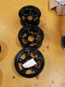 "3: Tuff Torque Challenge Modular Steel Wheel 16"""