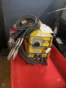 Taylor Stud Welding Systems Ltd, Studfast 66/1 Machine. Serial No: 200/2395/04