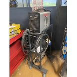 Hypertherm Powermax 45 Plasma Cutter with Trolley and Quantity of Consumable Parts/Tips Etc
