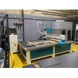 CKJ Model 1325, CNC Router, Working Area 1300mm x 1500mm