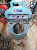 Jetflush sentinel power system flushing unit Serial number unkown