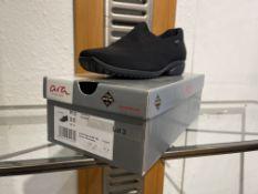 Ara 1 Pair: T- Stretch Schwarz ShoesPortofino Gore Tex 22mm TR-Keilsohle. Size 3.5 (RRP £85)Ara 4