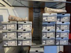Gabor 6 Pairs: Leo Flower Rose Antik Shoes 42.620.62. Sizes 3.5 - 6.5 (RRP £75) Gabor 9 Pairs: Snake