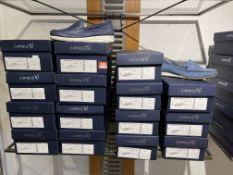 Caprice 8 Pairs: Blue Perlato Trainers 9-24552-24 871. Sizes 4 - 7.5 (RRP £55) Caprice 6 Pairs: Blue