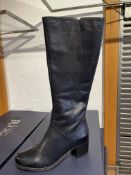 Caprice 6 Pairs: Ocean Nappa Boots 9-25513-25 855. Sizes 5-6.5 (RRP £120)