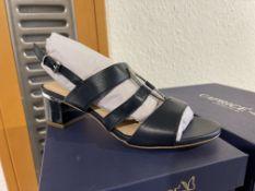 Caprice 10 Pairs: Ocean Nappa Sandals 9-28208-24 855. Sizes 4 - 7 (RRP £62.99)