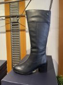 Caprice 4 Pairs: Ocean Nappa Boots 9-25551-25 855. Sizes 3.5, 4, & 6 (RRP £89.99) Caprice 3 Pairs: