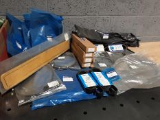 Quantity of Parts - Swivel Grease - Cables - Drive Belts - Heater Hoses