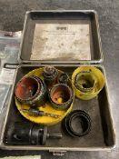 HR Plumbers Holesaw Kit 9 Pc Bi-Metal Kit with Erickson ER32WM Wrench