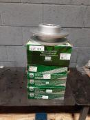 10 x Landrover Brake Discs