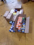 Quantity of Air Filter - Oil Filter - Fuel Fiters - Cabin Filters