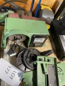 Warco Belt & Disc Sander MM1510A (Spares or Repairs)