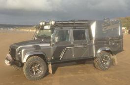 Land Rover Defender 130 Truckman Classic Hardtop