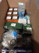 Quantity of Landrover Parts - Clutch Slave Cylinder - Universal Joints - Core plugs -Wheel