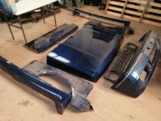 Range Rover LSE Overfinch Body Panels