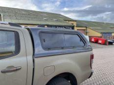 Truckman Twin Cab Ford Ranger Top