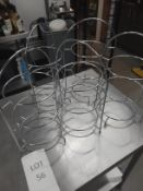 5x Display Stands